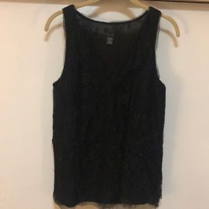 J.Crew Collection Lace cami
